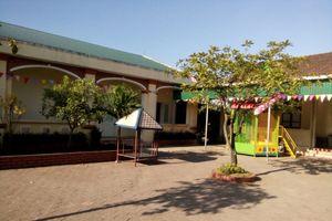 Cần xây dựng thêm phòng học để tất cả trẻ được đến trường
