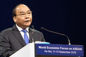 Thủ tướng Nguyễn Xuân Phúc: Việt Nam đề xuất hòa mạng di động một giá cước toàn ASEAN