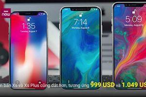 Chuyên gia dự đoán giá bán iPhone 2018, mẫu rẻ nhất 699 USD