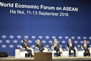 ASEAN cần hành động ngay để vượt 'bão' sóng gió thương mại