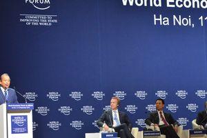 Chủ tịch WEF cảm ơn Việt Nam về sự cộng tác tuyệt vời