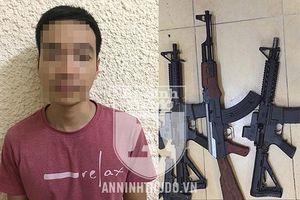 Vụ kiện hàng chứa súng bị phát hiện tại Cảng hàng không Hải Phòng: 'Không biết không có tội'
