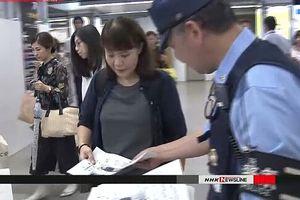 Cảnh sát Nhật treo thưởng 'khủng' bắt giữ nghi phạm bỏ trốn
