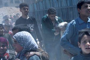 Liên Hợp Quốc: Quân đội chính phủ Syria từng sử dụng vũ khí hóa học bị cấm