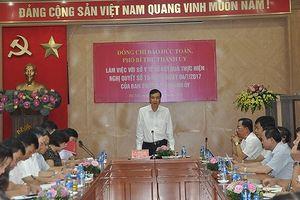 Phó Bí thư Thành ủy Hà Nội: Cán bộ y tế phải thay đổi nhận thức, văn hóa ứng xử