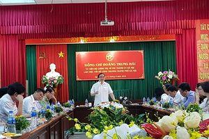 Bí thư Thành ủy Hà Nội: Công nghiệp Thủ đô cần phát triển hơn nữa mới xứng với tiềm năng