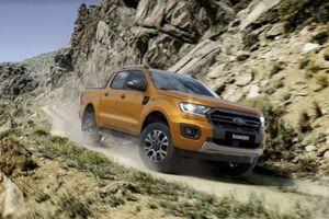 Ford Việt Nam chính thức mở bán Ford Ranger 2018, giá từ 630 triệu đồng