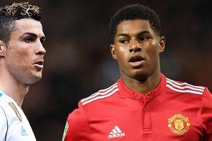 HLV tuyển Anh: 'Rashford rồi sẽ tỏa sáng như Ronaldo'