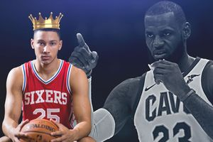 Ben Simmons - nhà vua kế vị LeBron James ở NBA