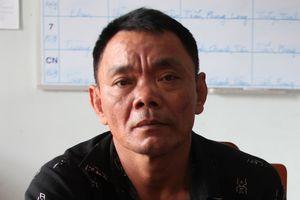 Cảnh sát hình sự bắt tên trộm có 8 tiền án