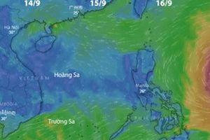 Hai kịch bản đổ bộ của siêu bão Mangkhut