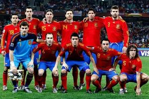 Tây Ban Nha thời không Barca