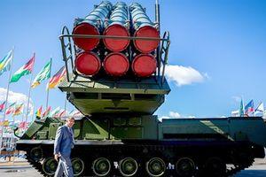 Uy lực hệ thống phòng không 'thợ săn Tomahawk' Buk-M3 của Nga