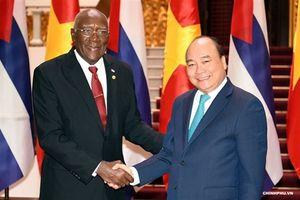Nhân dân hai nước Việt Nam-Cuba cần tiếp tục gìn giữ, phát huy mối quan hệ hữu nghị