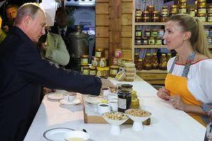 Tổng thống Putin tiết lộ những món hải sản mà ông ưa thích nhất