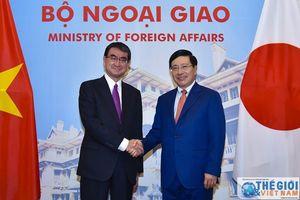 Nhật Bản tiếp tục cấp ODA cho Việt Nam phát triển hạ tầng chất lượng cao