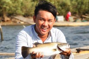 Làm giàu ở nông thôn: Nuôi loài cá dữ dằn bán 100 ngàn/kg