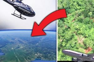 Kết quả tìm kiếm 'MH370 gãy thân' trong rừng Campuchia