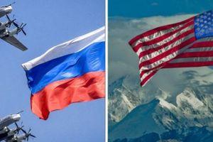 Mỹ đánh chặn 2 máy bay Nga vào đúng kỷ niệm 11.9