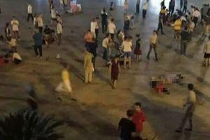Trung Quốc: Lao xe điên cuồng vào quảng trường, hơn 50 người thương vong
