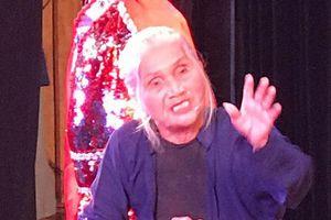 'Dì ghẻ' Hồng Sáp tái ngộ Tấm Cám dù đã 81 tuổi