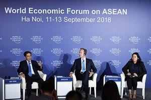 Hội nghị Diễn đàn Kinh tế thế giới về ASEAN năm 2018 thành công tốt đẹp
