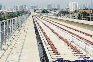 TPHCM tạm ứng gần 3.300 tỷ đồng cho tuyến metro số 1