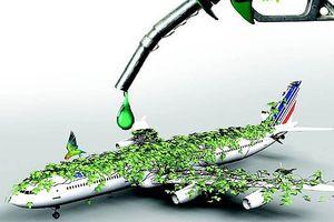 Thách thức về sử dụng nhiên liệu của ngành hàng không