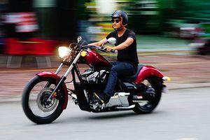 Cận cảnh Honda Fury 1300 giá 550 triệu đồng tại Việt Nam