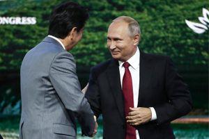Hơn 70 năm sau chiến tranh, Nga – Nhật đàm phán hòa bình