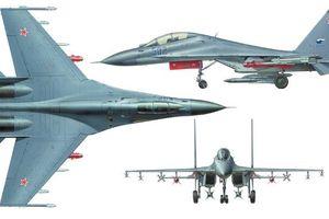 Sản xuất loạt Su-30 và những bản hợp đồng giá trị trên thị trường thế giới