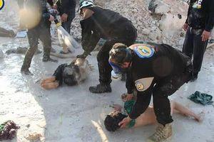 Nga tố phiến quân bắt cóc trẻ em để dàn dựng vụ tấn công hóa học ở Idlib