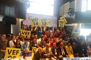 Sứ mệnh của VEF là góp phần thúc đẩy mối quan hệ Hoa Kỳ - Việt Nam phát triển bền vững
