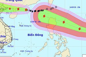 Bão số 5 gây mưa lớn tại các tỉnh Đông Bắc bộ