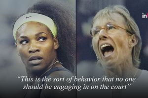 Huyền thoại Martina Navratilova: 'Serena Williams sai ở điểm nào?'