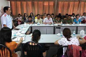 Nhiều phòng khám có bác sĩ Trung Quốc vi phạm bị phạt