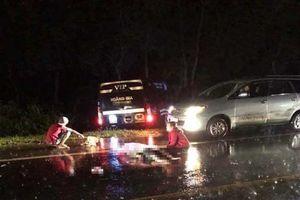 Xe máy va chạm với ô tô, hai thanh niên tử vong tại chỗ