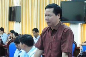 Nguyên giám đốc bệnh viện Trương Quý Dương lập đơn nguyên thận nhân tạo trái quy định
