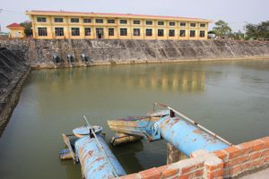 Nước sông Vu Gia bị xâm nhập mặn, Đà Nẵng 'khát'