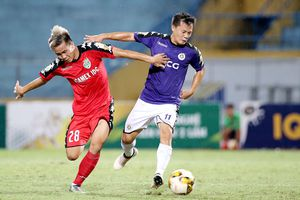 Chính thức: Chốt trận bán kết lượt về Cúp QG giữa B.Bình Dương và Hà Nội