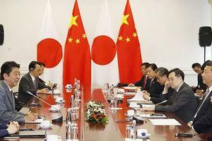 Nhật-Trung cam kết thúc đẩy hòa bình ở bán đảo Triều Tiên