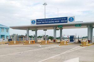 Cao tốc Tam Kỳ-Quảng Ngãi chưa thu phí sau nửa tháng thông xe