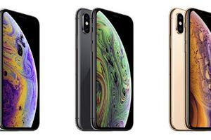 Apple iPhone Xs, iPhone Xs Max và iPhone Xr chính thức ra mắt