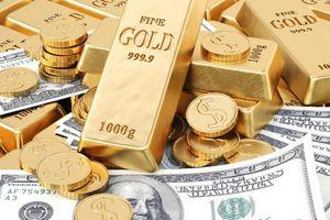 Vàng tiếp tục tăng giá, tỷ giá trung tâm giảm