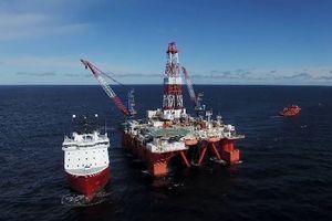 Gazprom Neft nâng mức đánh giá trữ lượng tại mỏ dầu Neptun