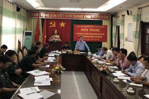 Phối hợp đảm bảo an ninh, an toàn các công trình trên biển của NMLD Dung Quất