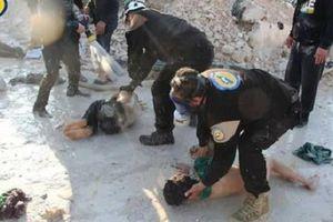 Nga vạch trần kế hoạch bắt cóc trẻ em để dàn dựng tấn công hóa học ở Syria