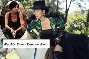 Yaya Trương Nhi là đả nữ 'hậu duệ' Ngô Thanh Vân trên màn ảnh Việt