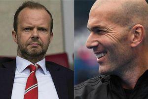 MU tiến gần Zidane, Juventus dùng Ronaldo 'cản đường'