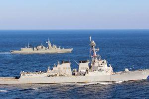 Chiến hạm Mỹ xuất hiện ở Địa Trung Hải, chuyện gì sẽ xảy ra với Syria?